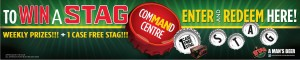 STAG Command Centre Web Banner