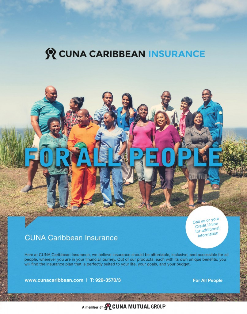 CUNA Caribbean Insurance Press Ad