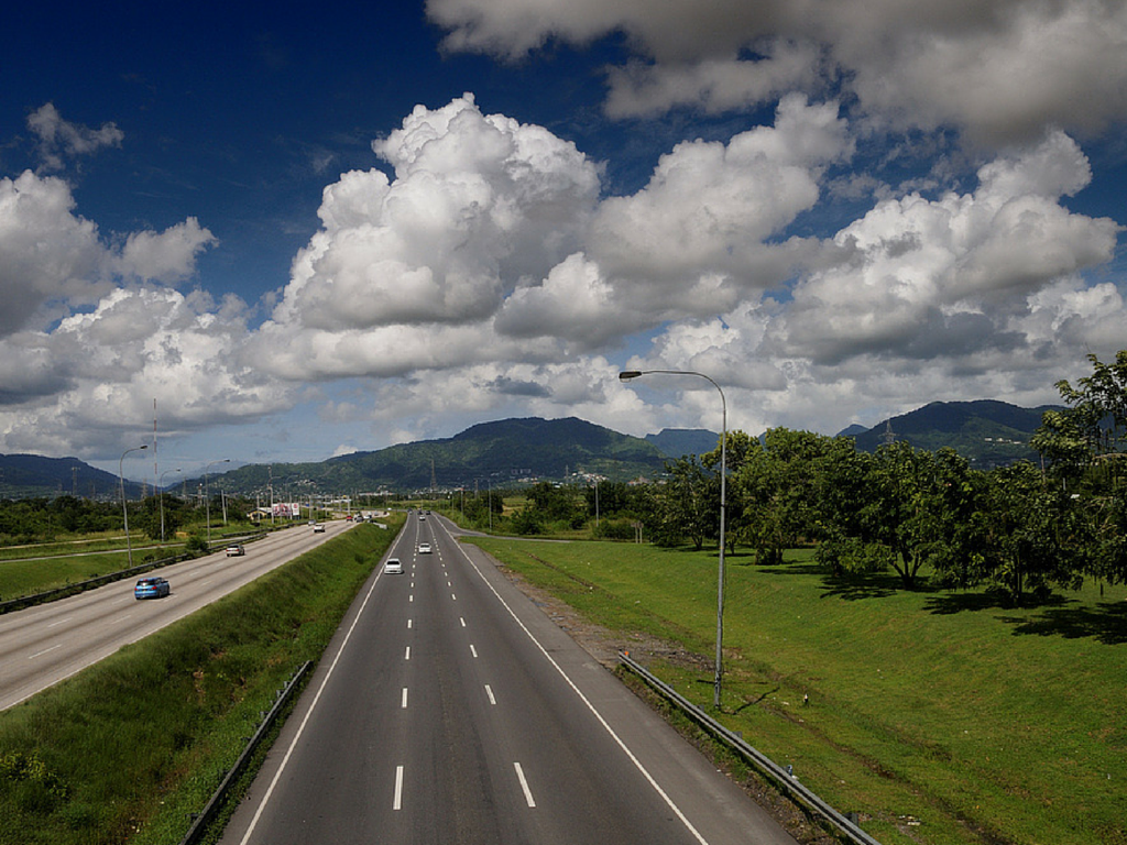 Churchill Roosevelt Highway, Caroni. Image Source: Skyscrapercity